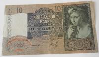 Nizozemí 10 Gulden 1940