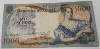 Portugalsko 1000 Escudo 1967