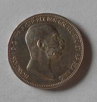 Rakousko 1 Koruna 1848-1908, 60 let vlády