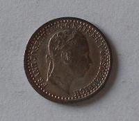 Rakousko 5 Krejcar 1858 A