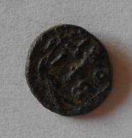Řecko – TROAS AE – 11, 300 př.n.l. hlava KABEIRA s:4058