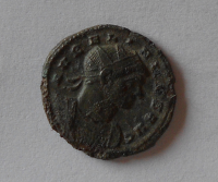 Řím – císař AE – ANTONINIÁN Aurelianus 270-75 s:11564