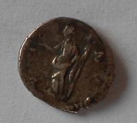 Řím – císař. Denár, stojící Venuše denár 164-66 Lucilla s:5491