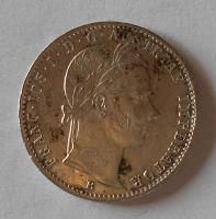 Uhry 1/4 Zlatník/Gulden 1860 B