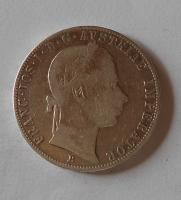 Uhry 1 Zlatník/Gulden 1859 B