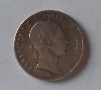 Uhry 20 Krejcar 1852 B měl ouško