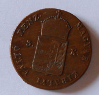 Uhry 3 Krejcar 1849