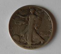 USA 1/2 Dollar 1940