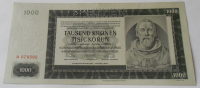 1000 Koruna 1942, A 079592