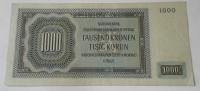 1000 Koruna 1942, F 284806