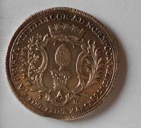 Auspurk ICFA Tolar 1765 František Lotrinský, měl ouško