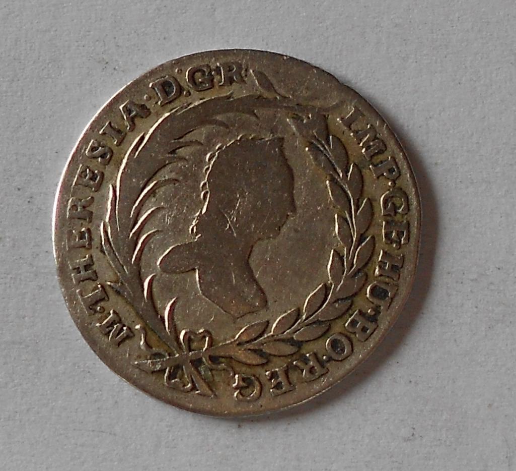 Čechy – Praha 10 Krejcar 1764 Marie Terezie
