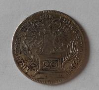 Čechy – Praha 20 Krejcar 1759 Marie Terezie