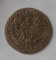 Čechy – Praha 3 Krejcar 1762 Marie Terezie