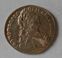 Čechy – Praha 7 Krejcar 1766 František Lotrinský