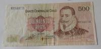 Chile 500 Pesos 2000