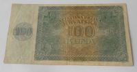 Chorvatsko 100 Kuna 1941