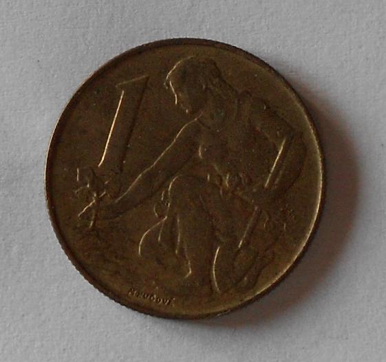 ČSFR 1 Koruna 1992, koruna