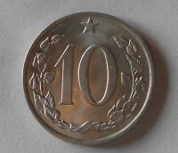 ČSR 10 Haléř 1966 stav