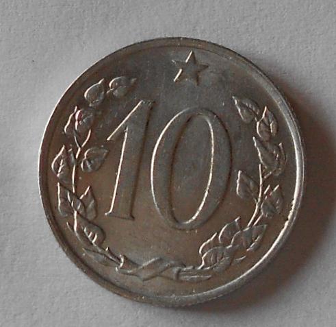 ČSR 10 Haléř 1967 stav