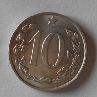 ČSR 10 Haléř 1969 stav
