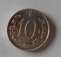 ČSR 10 Haléř 1970 stav