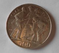 ČSR 100 Koruna 1955, osvobození