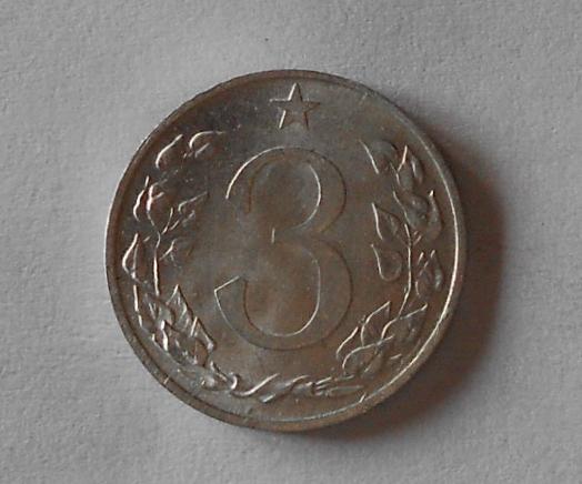 ČSR 3 Haléř 1954