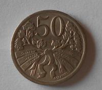 ČSR 50 Haléř 1927 stav