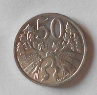 ČSR 50 Haléř 1952 stav