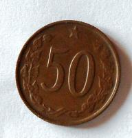 ČSR 50 Haléř 1969