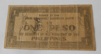 Filipíny 1 Pesos 1943