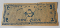 Filipíny 2 Pesos 1942