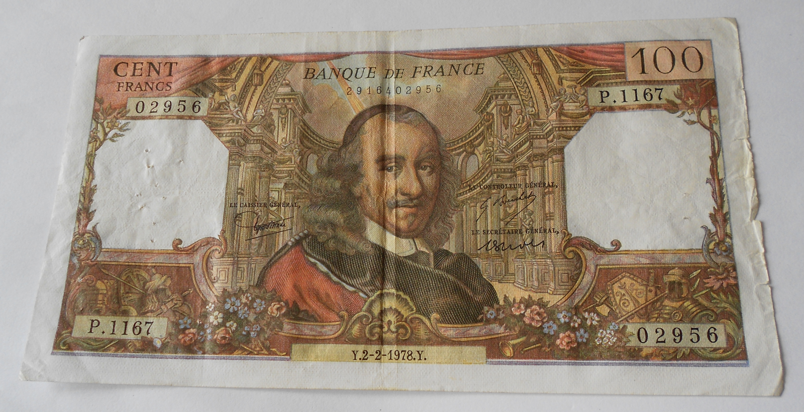 Francie 100 Frank 1978