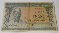 Guinea 1000 Frank 1960