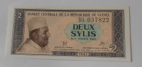Guinea 2 Sylis 1960