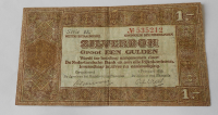 Holandsko 1 Gulden 1920