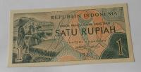 Indonésie 1 Rupie 1961