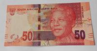 Jihoafrická republika 50 Rand, Mandela