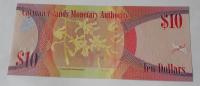 Kajmaní ostrov 10 Dollar 2010