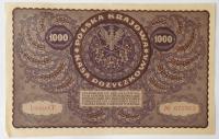 Polsko 1000 Zlotý 1919