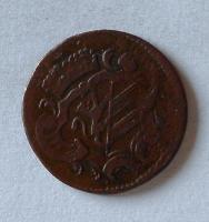Rakousko 1 Soldo 1740-80 Marie Terezie