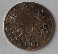 Rakousko 17 Krejcar 1752 G-R František Lotrinský