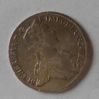 Rakousko 17 Krejcar 1762 Marie Terezie
