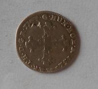 Rakousko 2 1/2 Sol 1751 Marie Terezie