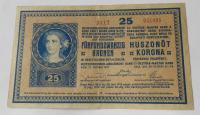 Rakousko 25 Koruna 1918 / 041095