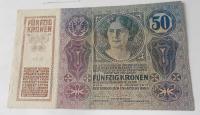 Rakousko 50 Koruna 1914 / 830876