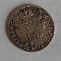 Rakousko Escalin 1753 Marie Terezie