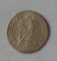 Rakousko – Gratz 1 Krejcar 1756 Marie Terezie