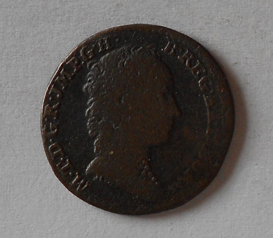 Rakousko Liard 1749 Marie Terezie